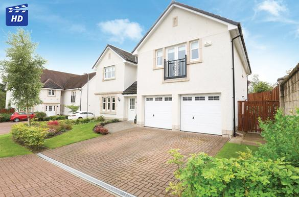 5 Bedrooms Detached House for sale in 27 Marchfield, Milngavie, G62 8HZ