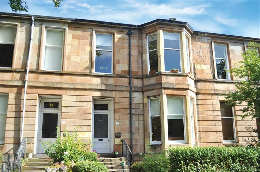 2 Bedrooms Apartment Flat for sale in Upper Conversion, 32 Marywood Square, Strathbungo, G41 2BJ