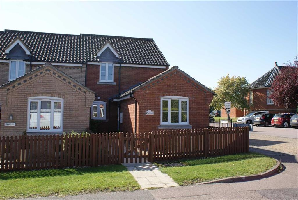 3 Bedrooms End Of Terrace House for sale in Castleton Way, Eye, Suffolk