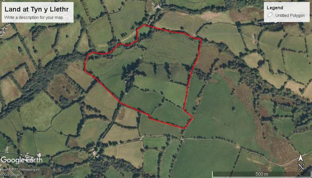 Farm Land Commercial for sale in Farmers, Near Lampeter