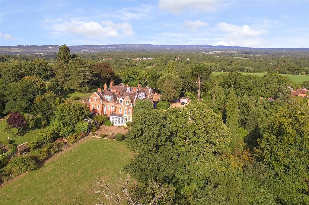 10 Bedrooms House for sale in Anstie Grange, Betchetts Green Road, Holmwood, Dorking, RH5