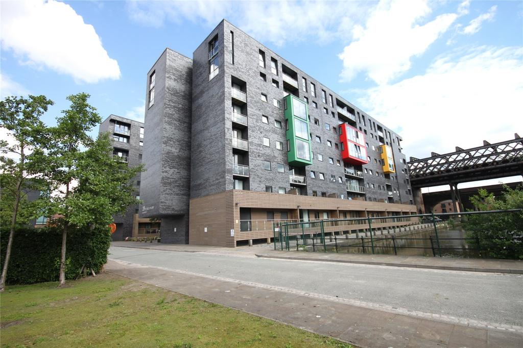2 Bedrooms Flat for sale in Potato Wharf, Castlefield, Manchester, Greater Manchester, M3