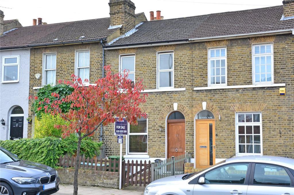 3 Bedrooms Terraced House for sale in White Horse Hill, Chislehurst, BR7