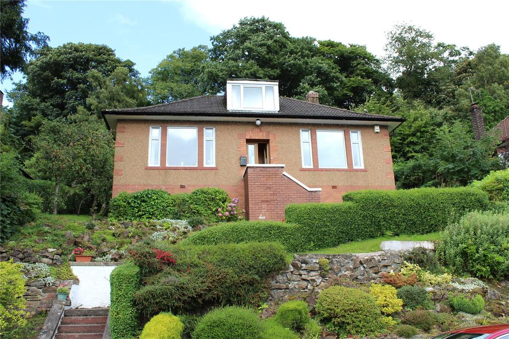 4 Bedrooms Detached House for sale in Thomson Drive, Bearsden