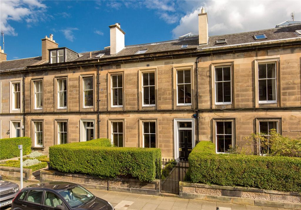 4 Bedrooms Terraced House for sale in East Claremont Street, Edinburgh