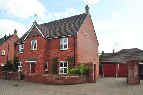 4 bedroom detached house to rent - Teasel Close, Devizes, Wiltshire, SN10