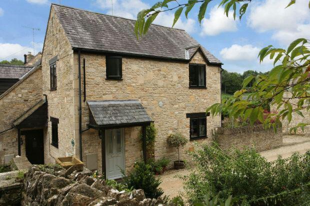 3 Bedrooms End Of Terrace House for sale in Chapel Lane, , Blockley, Moreton-in-Marsh