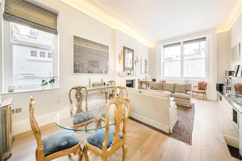 2 Bedrooms Flat for sale in Grenville Place, South Kensington, London