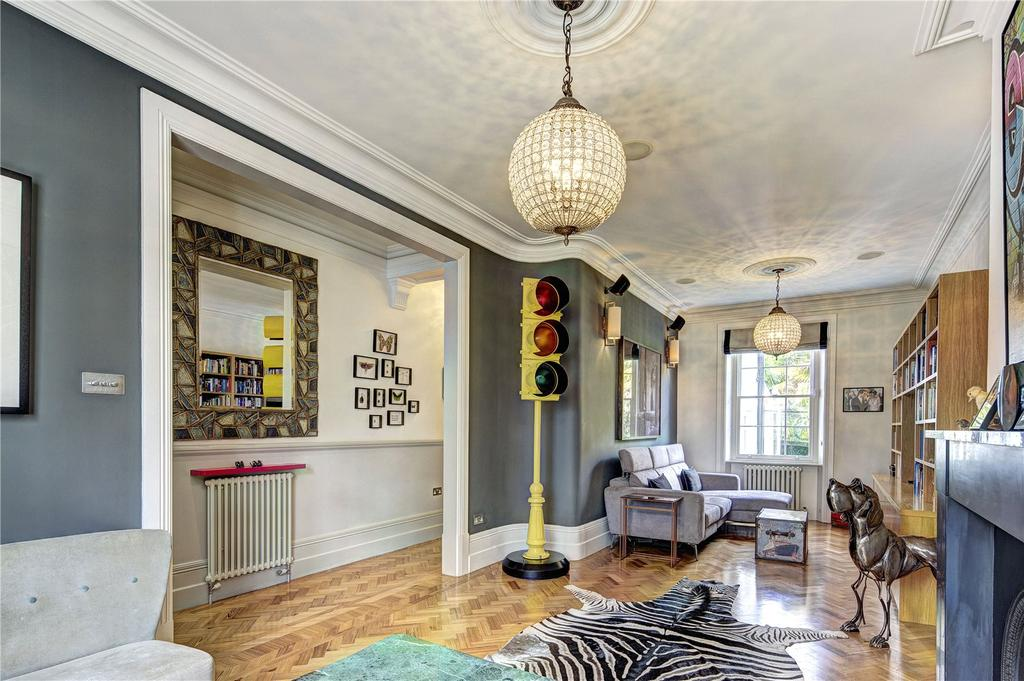 3 Bedrooms Terraced House for sale in Kensington Park Road, Notting Hill, London