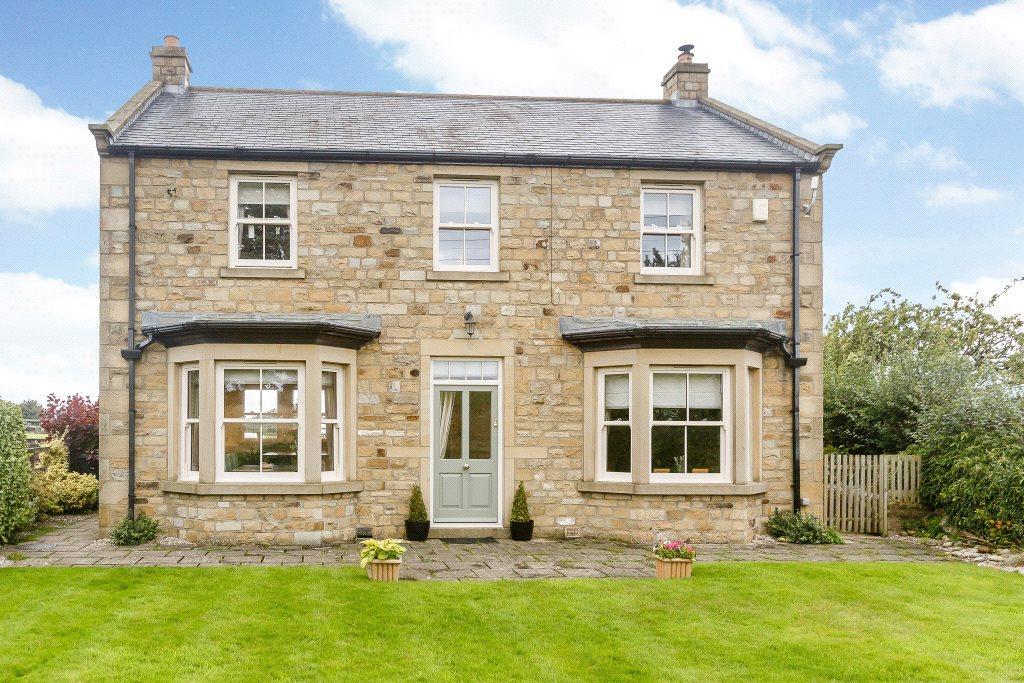 4 Bedrooms Detached House for sale in Ellingstring, Ripon, North Yorkshire