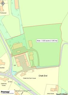 Plot for sale - Chalk End, Roxwell, Chelmsford, CM1
