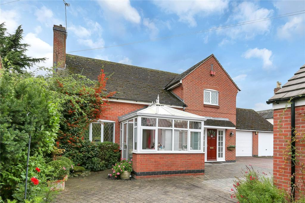 4 Bedrooms Detached House for sale in Bradgate Road, Anstey, Leicestershire
