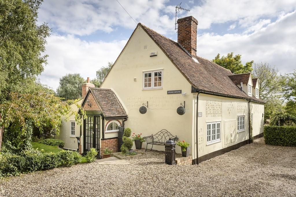 4 Bedrooms Detached House for sale in The Village, Little Hallingbury