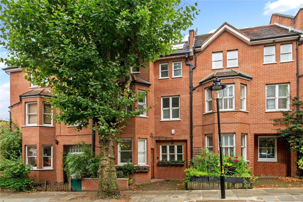 4 Bedrooms Terraced House for sale in Heath Hurst Road, Hampstead, London, NW3