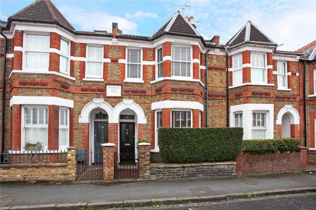 3 Bedrooms Terraced House for sale in Queens Road, Windsor, Berkshire, SL4