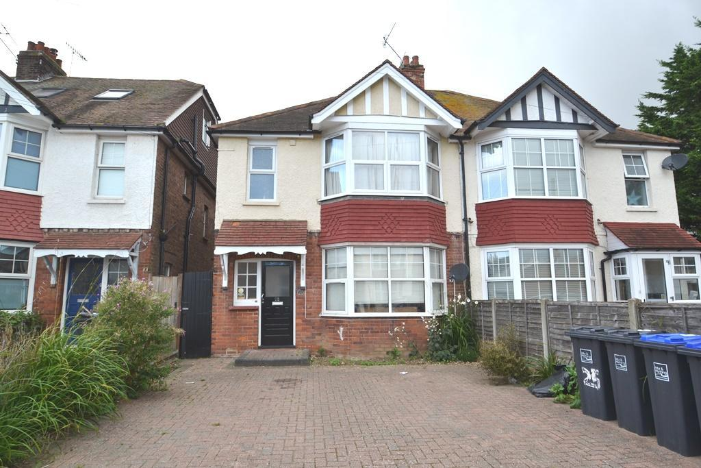 1 Bedroom Flat for sale in Valencia Road, Worthing, West Sussex, BN11 4QD