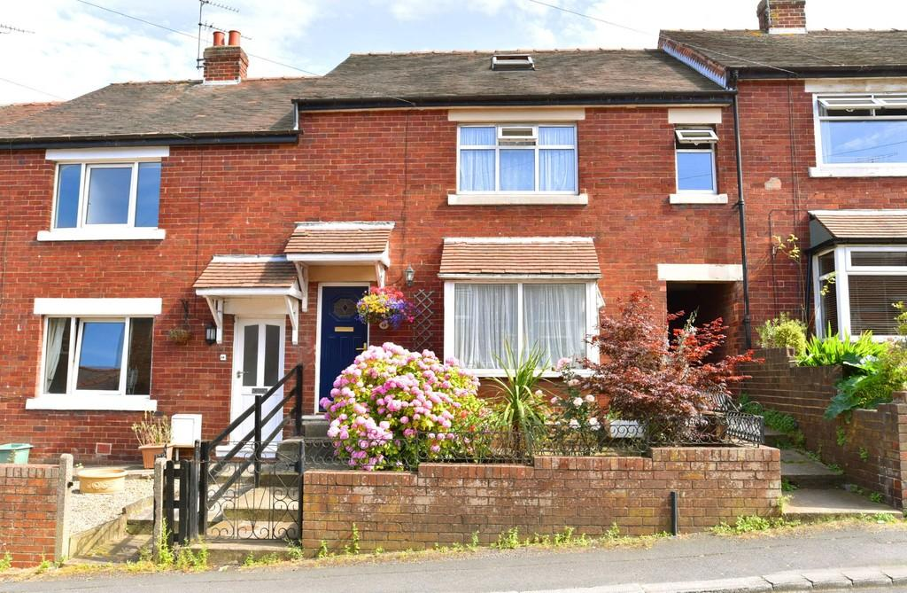 3 Bedrooms Terraced House for sale in Park Crest, Knaresborough