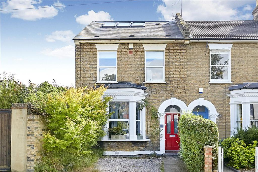 4 Bedrooms Semi Detached House for sale in Alderton Road, Herne Hill, London, SE24