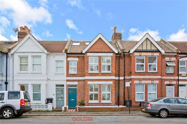 4 Bedrooms Terraced House for sale in Stoneham Road, Hove