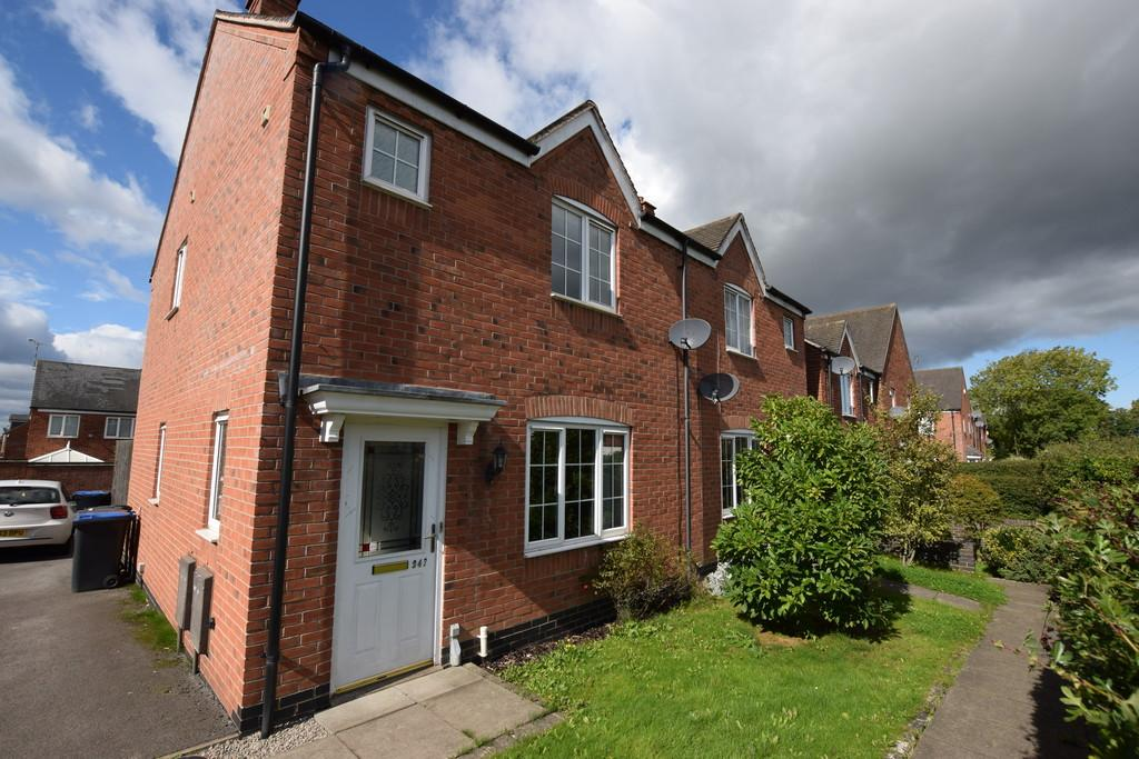 3 Bedrooms Semi Detached House for sale in Kirkby Road, Barwell