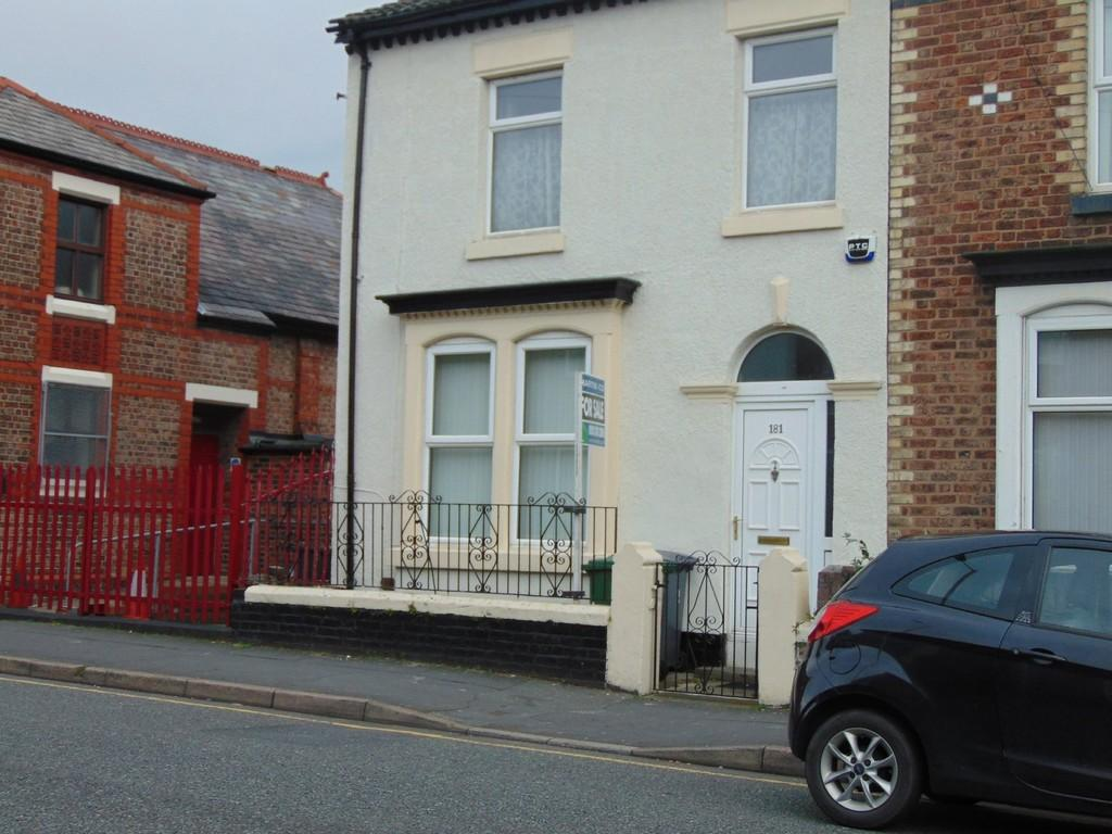 3 Bedrooms End Of Terrace House for sale in Old Chester Road, Birkenhead
