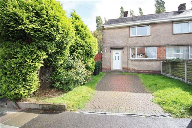 2 Bedrooms Semi Detached House for sale in Redscope Cresent, Kimberworth Park, Rotherham, S61 3LY