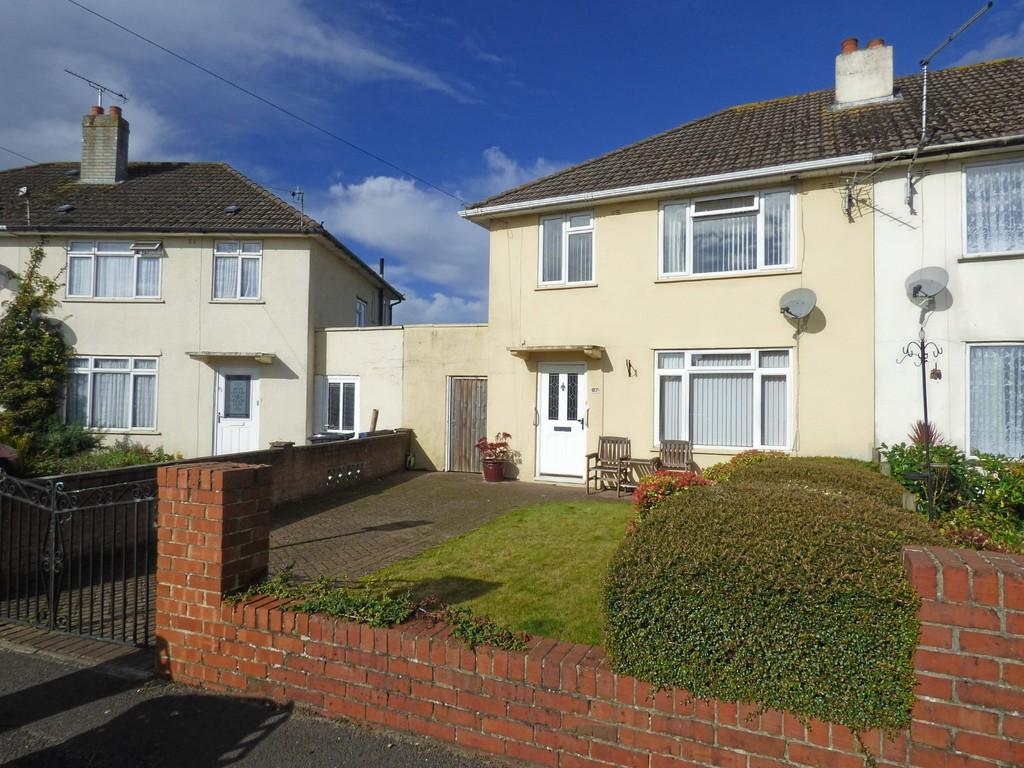 3 Bedrooms Semi Detached House for sale in WALLISDOWN