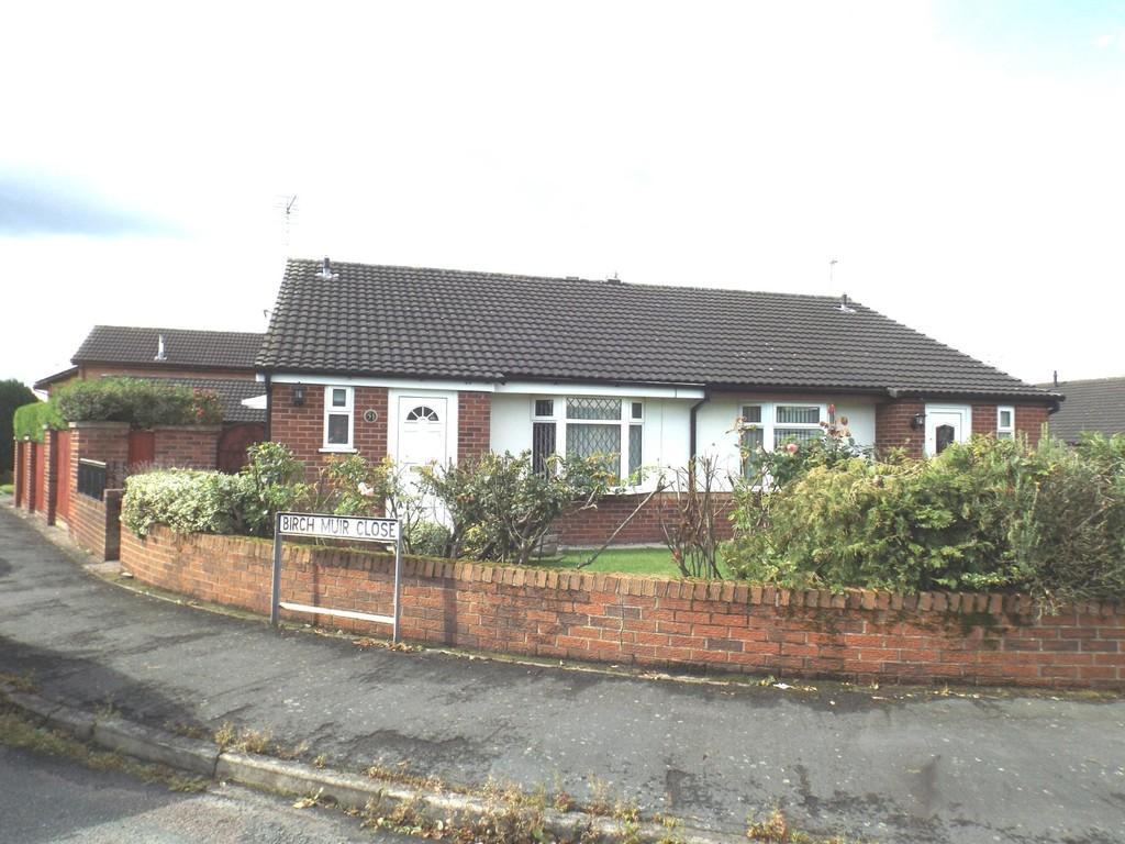 2 Bedrooms Semi Detached Bungalow for sale in Ellis Street, Crewe