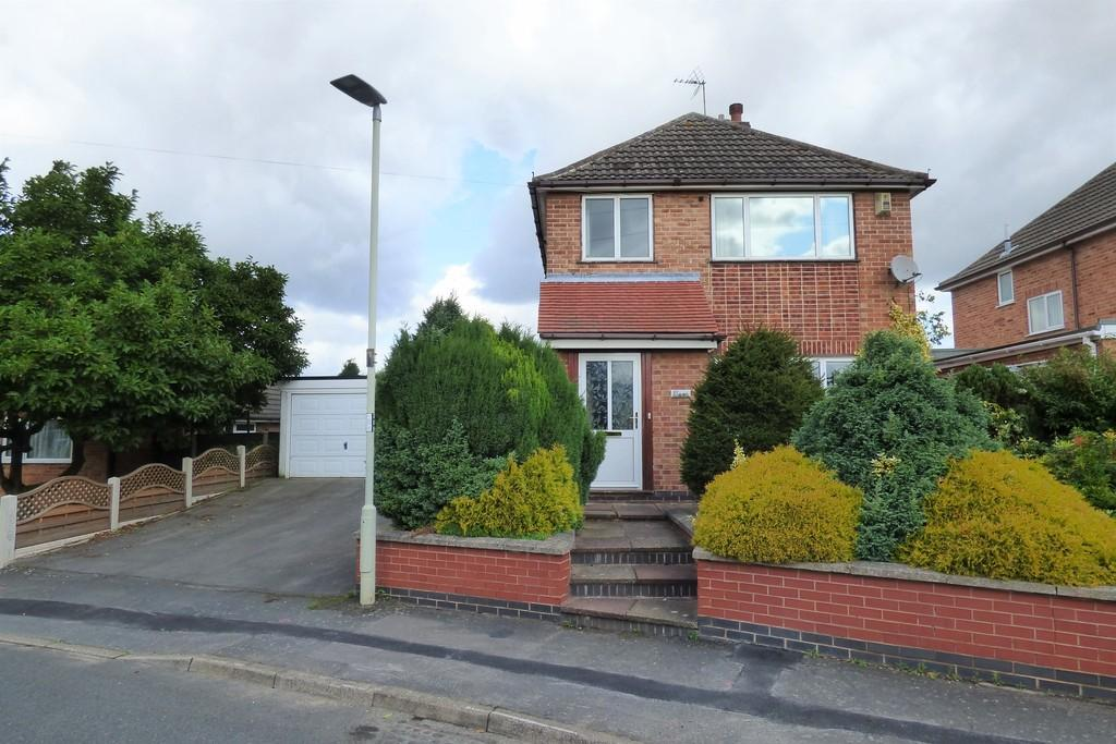 3 Bedrooms Detached House for sale in Fenton Close, Measham