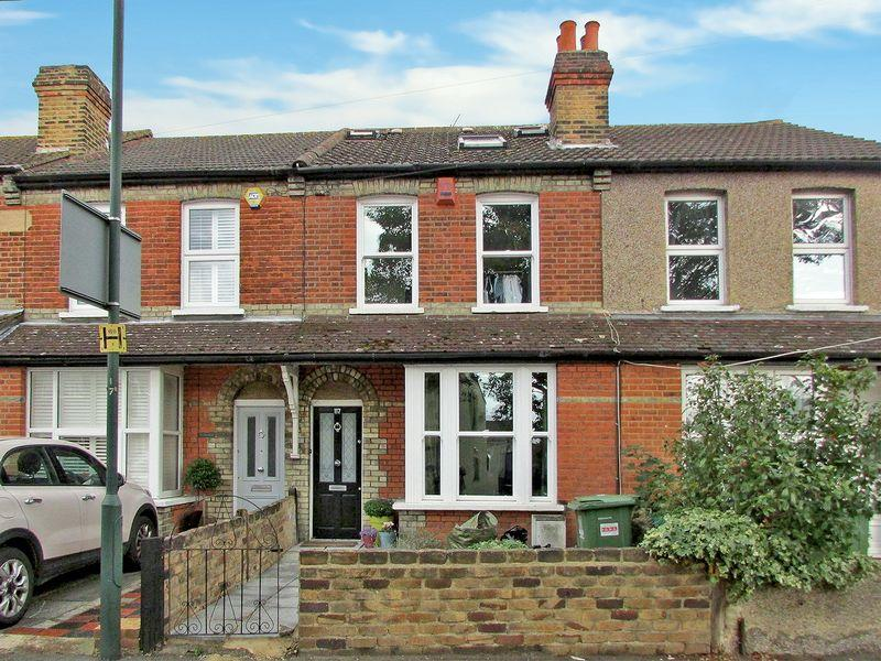 3 Bedrooms Terraced House for sale in Lion Road, Bexleyheath