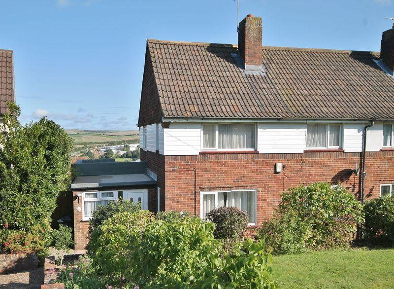 2 Bedrooms Semi Detached House for sale in Rotherfield Crescent, Brighton, East Sussex,