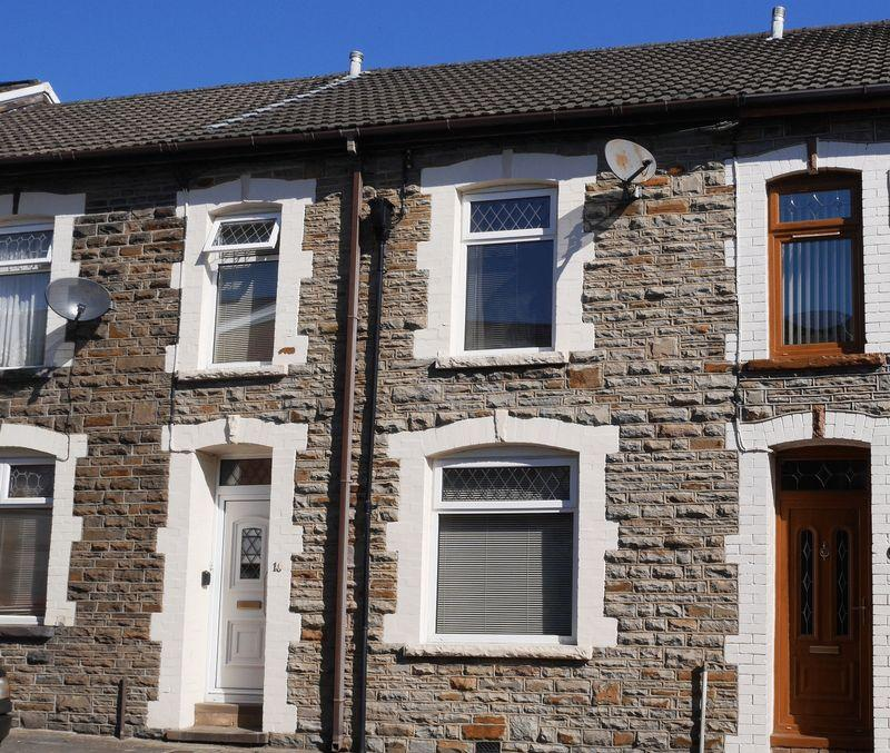 3 Bedrooms Terraced House for sale in Wayne Street, Porth CF39 0BT