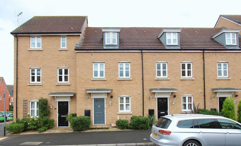 3 Bedrooms Terraced House for sale in Mason Drive, Stamford