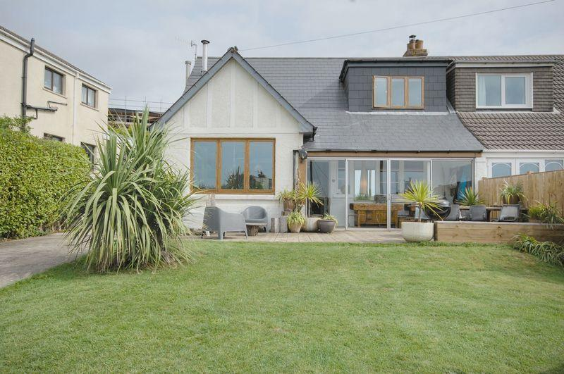 3 Bedrooms Semi Detached House for sale in 'Rockleigh', 34 Craig Yr Eos Road, Ogmore By Sea, Vale of Glamorgan, CF32 0PH