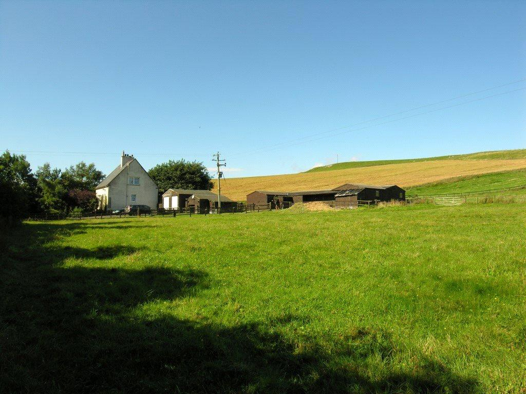 3 Bedrooms Equestrian Facility Character Property for sale in Kerswell Mains Cottage, Carnwath, Lanark, South Lanarkshire, ML11