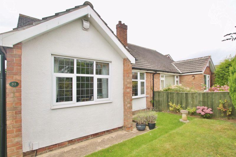 2 Bedrooms Bungalow for sale in Kirkham Road, Nunthorpe