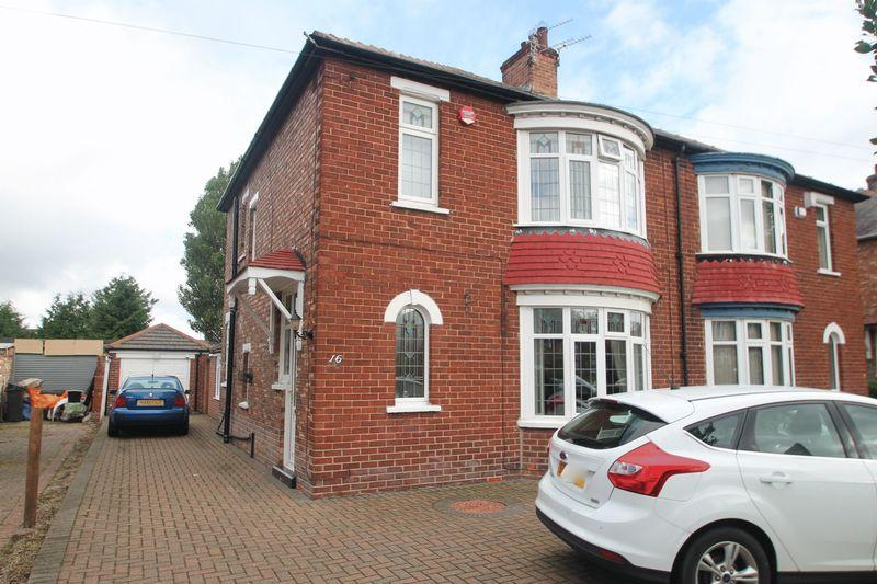 3 Bedrooms Semi Detached House for sale in Croft Avenue, Acklam