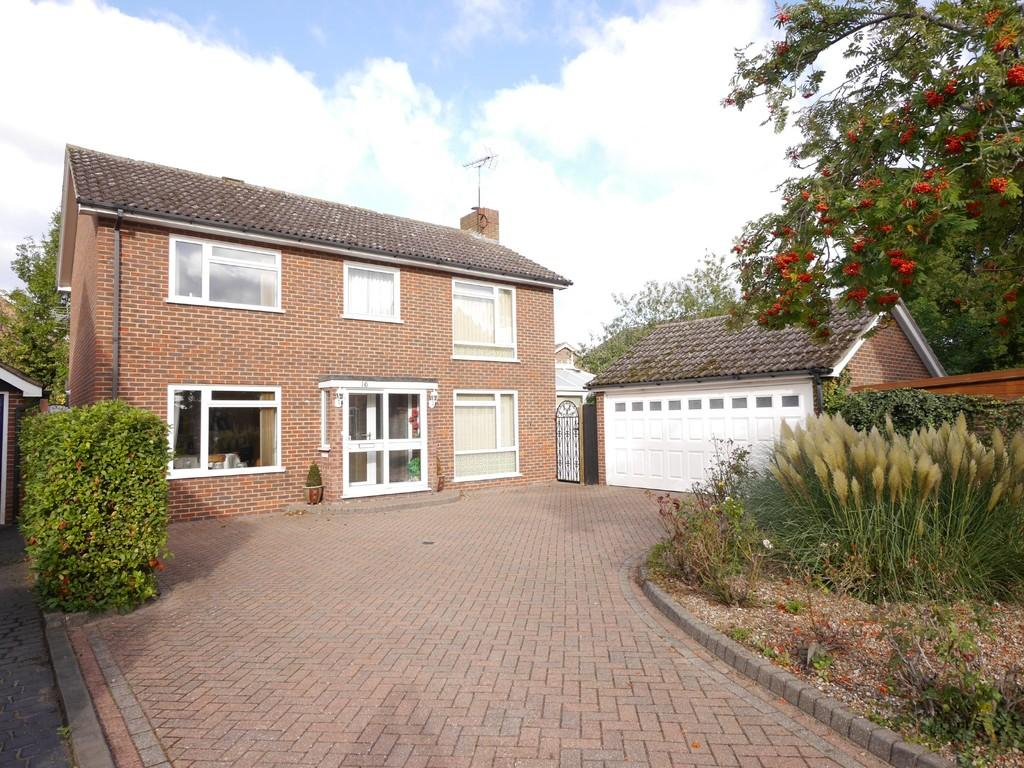 4 Bedrooms Detached House for sale in Boydlands, Capel St. Mary, Ipswich