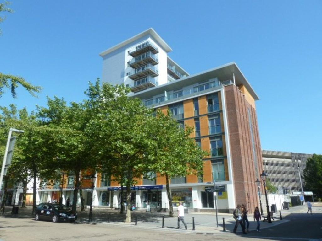 2 Bedrooms Apartment Flat for sale in High Street, Poole