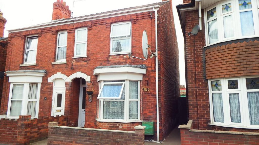 3 Bedrooms Semi Detached House for sale in York Street, Boston, PE21