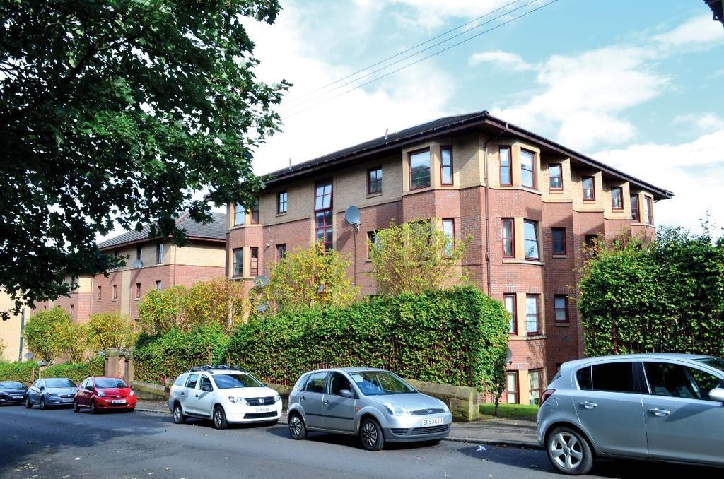 1 Bedroom Flat for sale in Oban Drive , Flat 0/2, North Kelvinside, Glasgow, G20 6AF