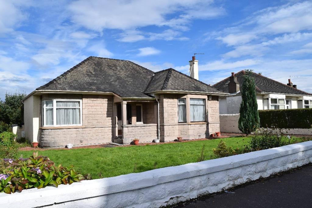2 Bedrooms Bungalow for sale in Shawmoss Road, Pollokshields, Glasgow, G41 4AD