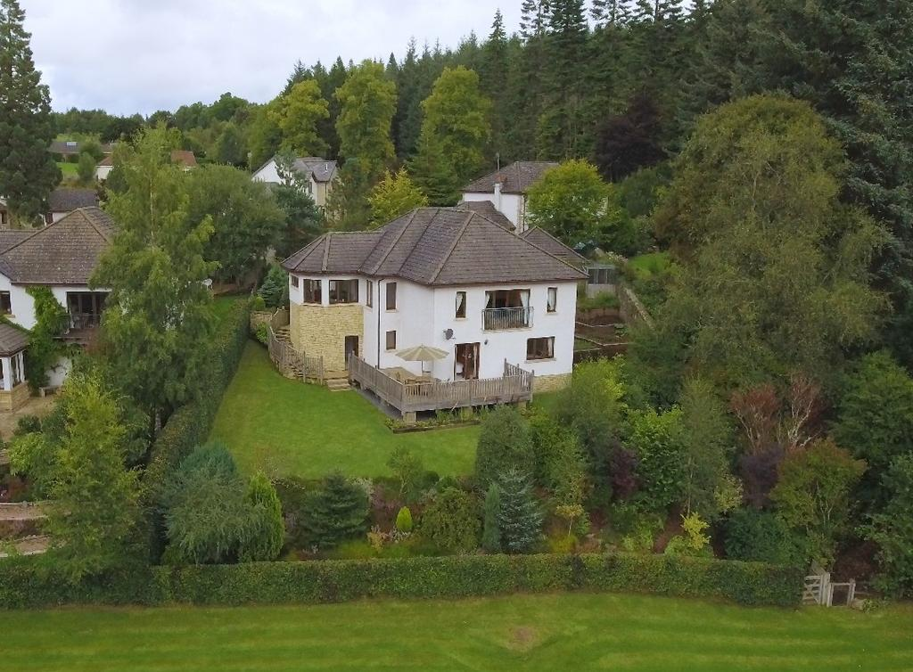 5 Bedrooms Detached House for sale in Culteuchar Road , Ardargie , Perthshire , PH2 9QE