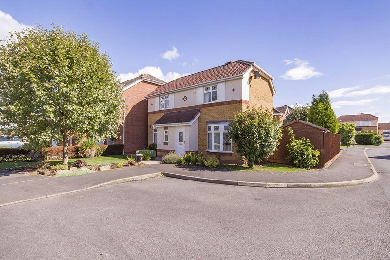 3 Bedrooms Detached House for sale in CALDER CLOSE, HILTON