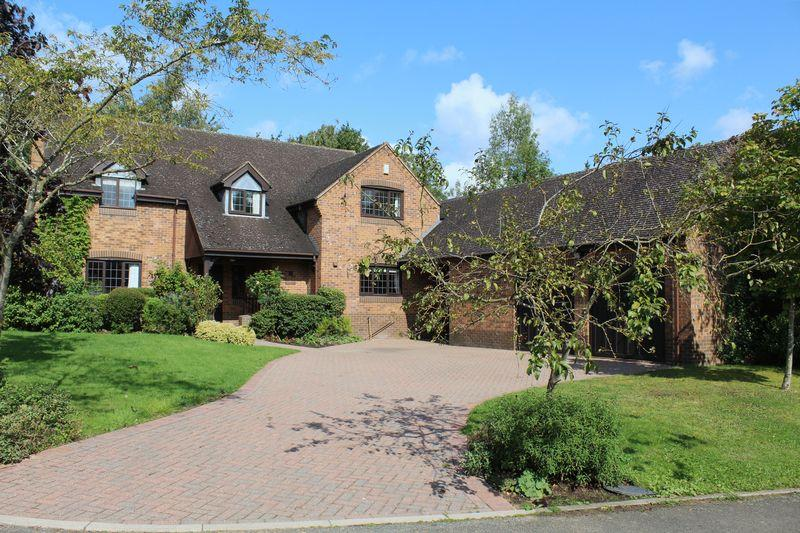 4 Bedrooms Detached House for sale in Wing Road, Manton
