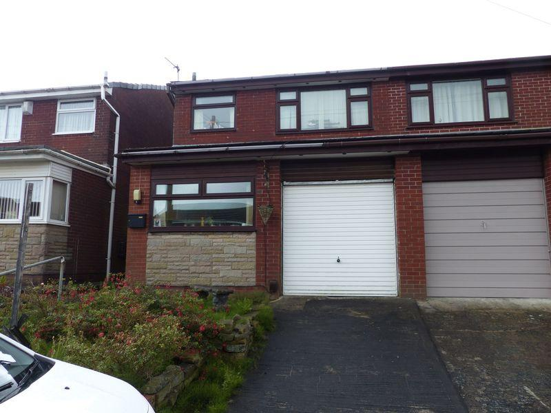 3 Bedrooms Semi Detached House for sale in Ashdene Rise, Moorside