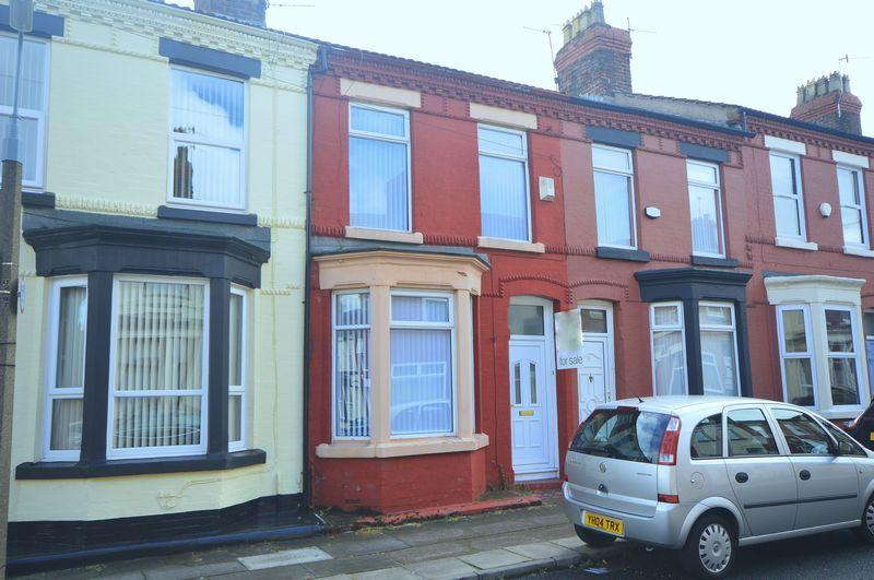 3 Bedrooms Terraced House for sale in Alwyn Street, Aigburth