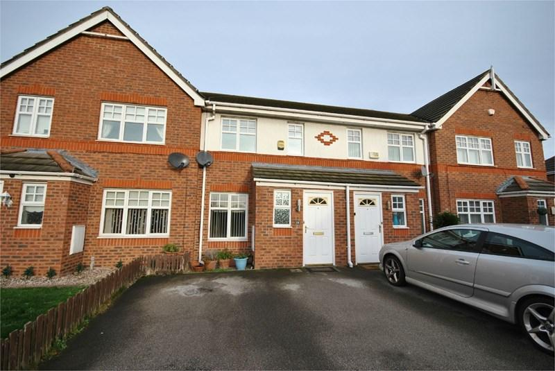 2 Bedrooms Terraced House for sale in Grovedale Drive, Moreton