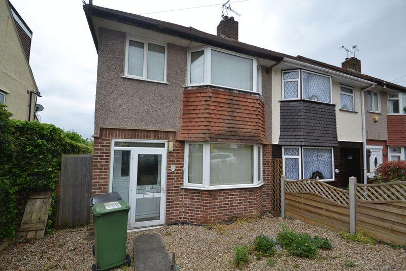 3 Bedrooms End Of Terrace House for sale in Oldstead Road, Bromley