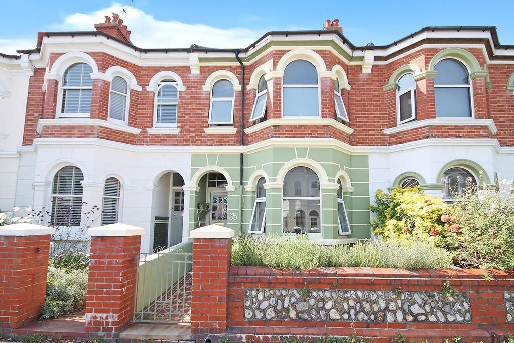 3 Bedrooms Terraced House for sale in Eastcourt Road, Worthing BN14 7DA